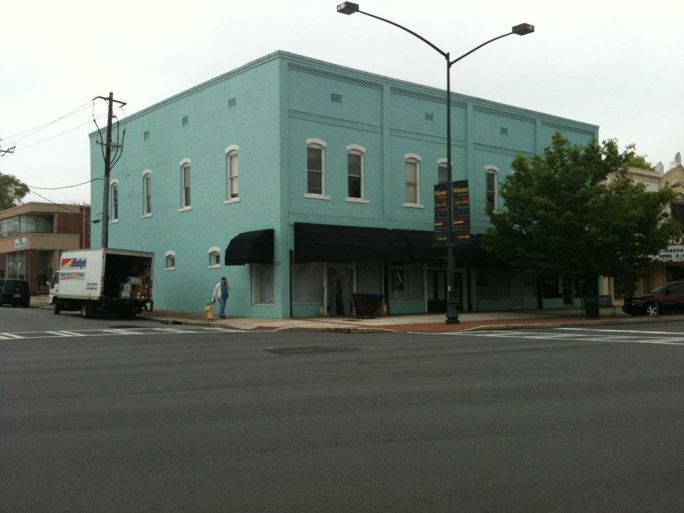 Seven Hills Renovation- Before - Former White Rabbit Building-Cochran Design Collaborative