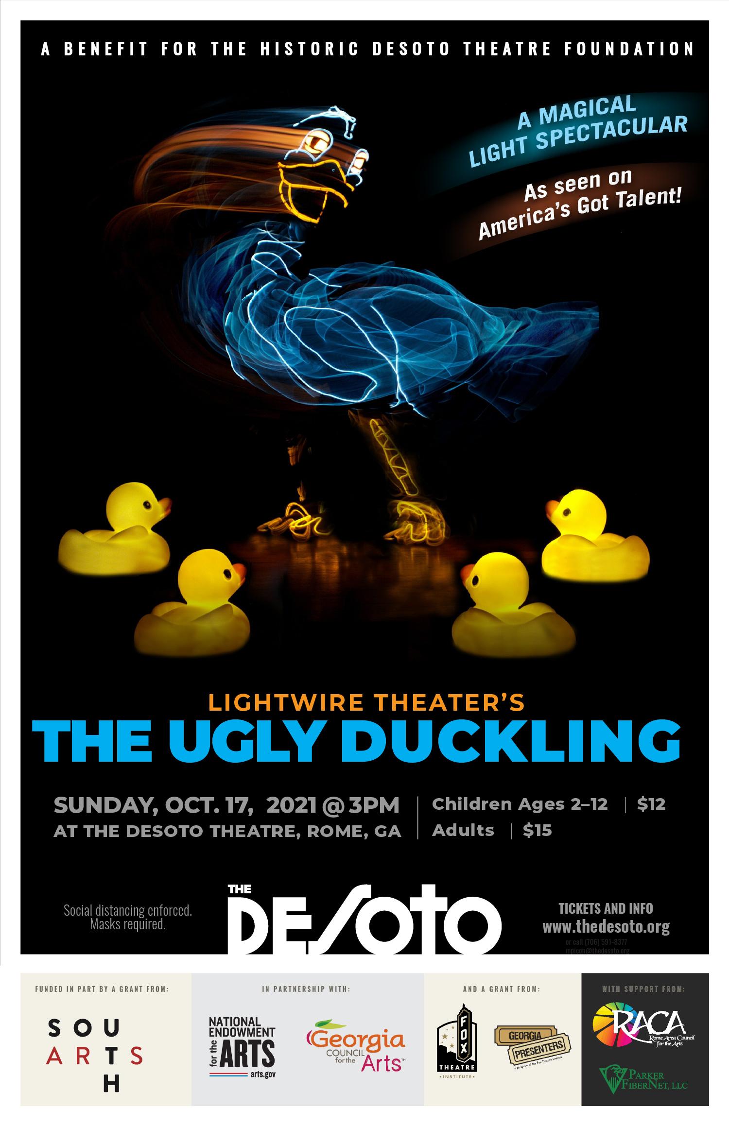 DeSoto-Duckling-Poster